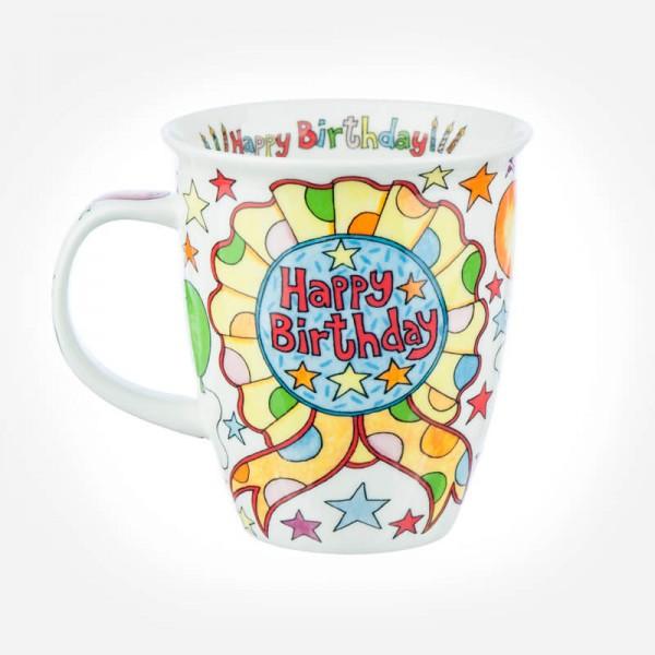 Dunoon Mugs Nevis Happy Birthday