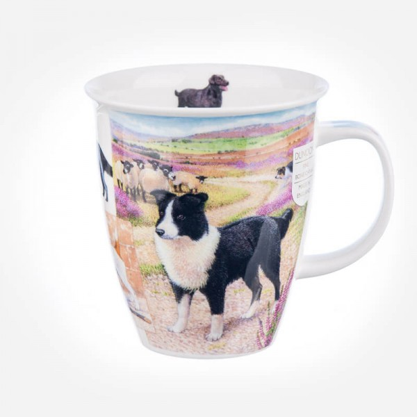 Dunoon Mugs Nevis Country Life Dog