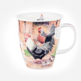 Dunoon Mugs Nevis Country Life Chicken