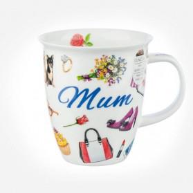 Dunoon Mugs Nevis Mum Mug 16