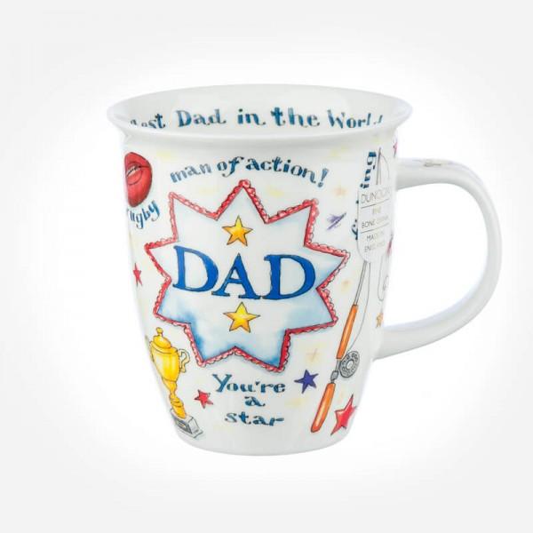 Dunoon Mugs Nevis Dad