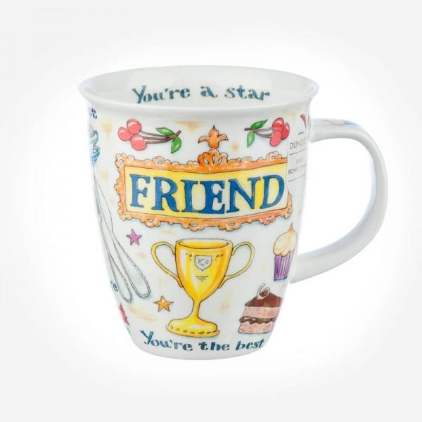 Dunoon Mugs Nevis Friend