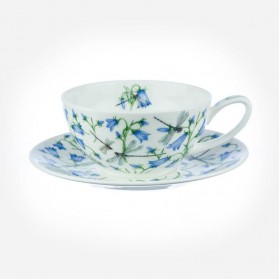 Dunoon Dovedale & Harebell Tea For One Cup & Saucer