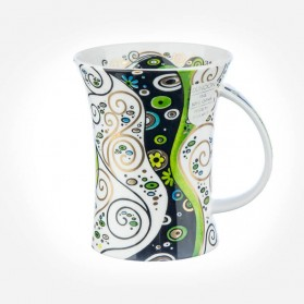 Dunoon Mugs Richmond Emotion Green