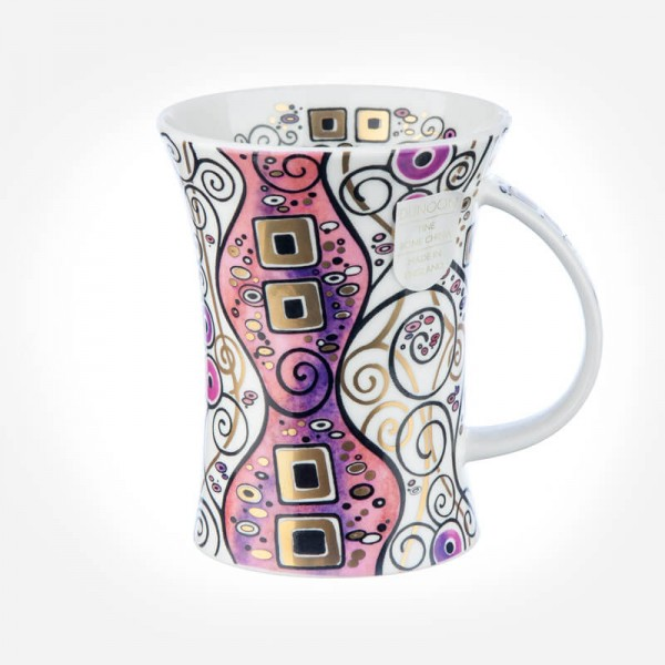 Dunoon Mugs Richmond Emotion Pink