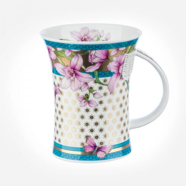 Dunoon Mugs Richmond Amalfi Orchid