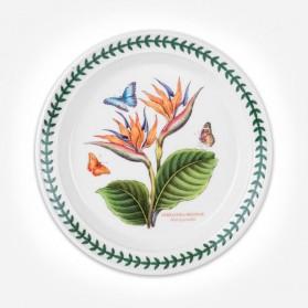 Exotic Botanic Garden 8 inch Plate Bird of Paradise