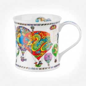 Dunoon Mugs Wessex Montgolifier Dragon