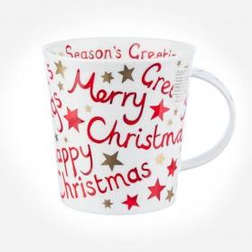Dunoon Mugs Cairngorm Christmas Greetings