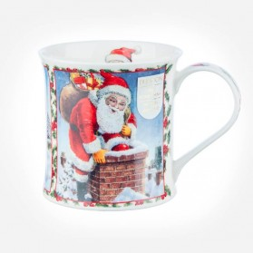 Dunoon Mugs Wessex Season's greetings Santa