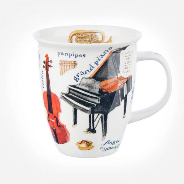 Dunoon Mugs Nevis Making Music Grand Piano