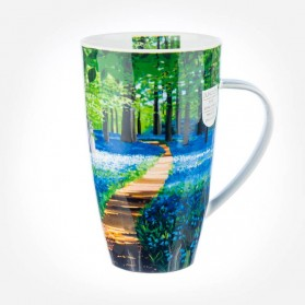 Dunoon mugs Henley Bluebell Wood Path