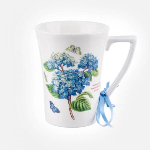 Botanic Garden Hydrangea Mug