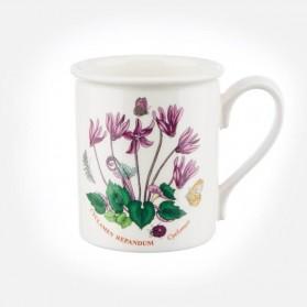 Botanic Garden Breakfast Mug Cyclamen