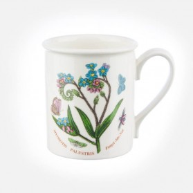 Botanic Garden Breakfast Mug Forget me Not