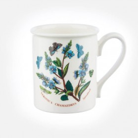 Botanic Garden Breakfast Mug Speedwell