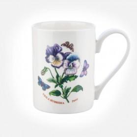 Botanic Garden Coffee Mug Pansy
