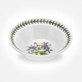 Exotic Botanic Garden 6 inch Oatmeal Bowl Dragonfly