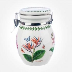 Exotic Botanic Garden Preserve Jar 7 inch