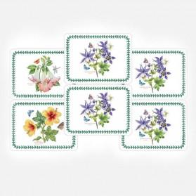 Exotic Botanic Garden Placemats set of 6