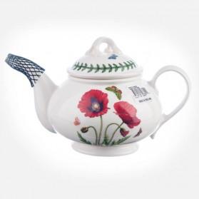 Botanic Garden Poppy Teapot 0.6L