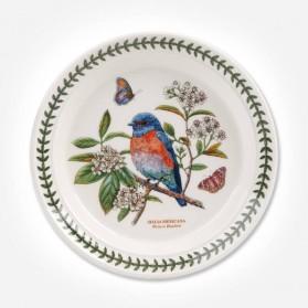 Botanic Garden Birds 8 inch Plate West Bluebird