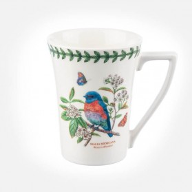 Botanic Garden Birds Mug West Bluebird