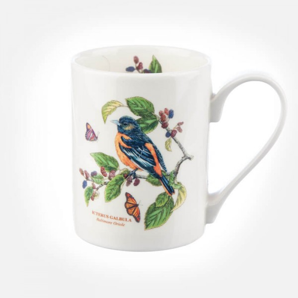 Botanic Garden Birds Coffee Mug Baltimore Oriole