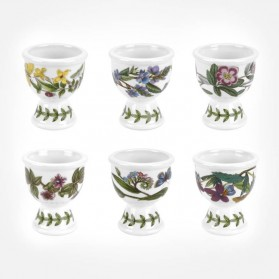 Portmeirion Botanic Garden Egg cup Set of 6