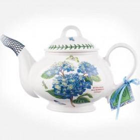 Botanic Garden Teapot 1.1L Hydrangea