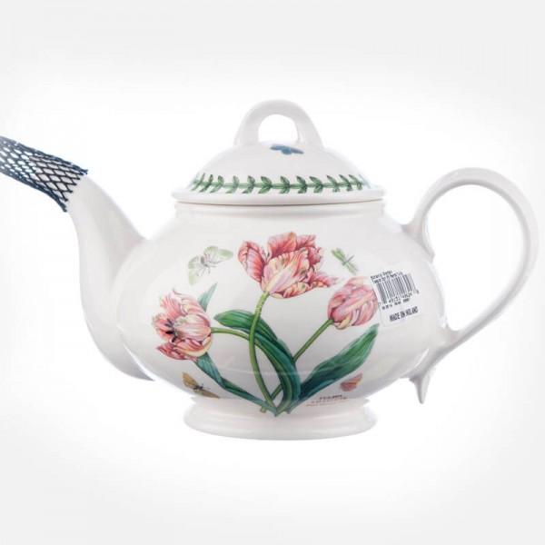 Botanic Garden Teapot 1.1L Parrot Tulip