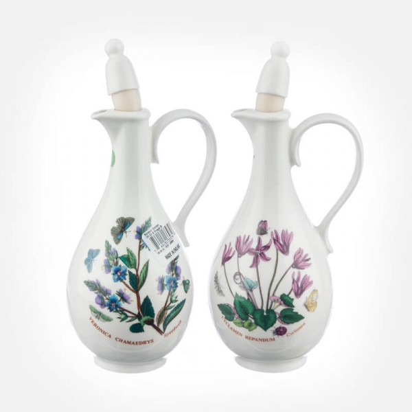 Portmeirion Botanic Garden Oil & Vinegar set