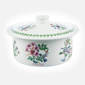 Botanic Garden Birds Covered Casserole 1.7L