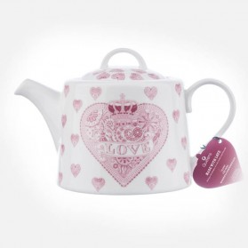 MADE With LOVE ADMIRAL TEAPOT