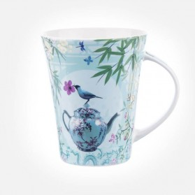 Queens Lemon Grass Teahouse Mug