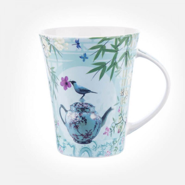 Queens Lemon Grass Teahouse Mug