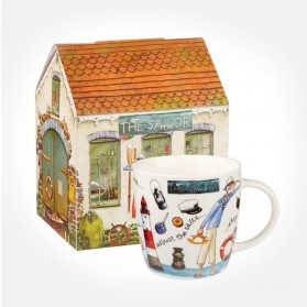 At Your Leisure The Sailor mug in giftbox