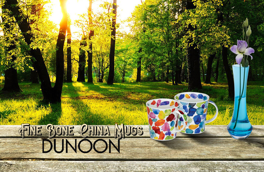 Dunoon Mugs – The Premium Quality Fine Bone China