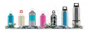 SIGG Merchandising Options Outdoor Color