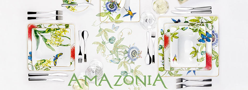 amazonia table settings