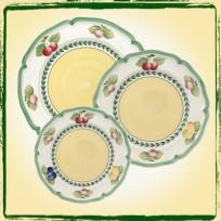 Fine China Plate