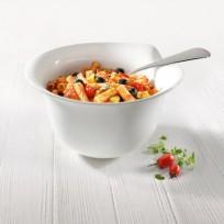 the Pasta Bowl spaghetti bowl