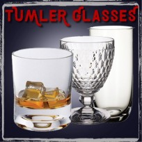 Crystal Tumbler Glass Tumbler Set