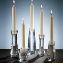 Crystal Candle Holders Candlesticks
