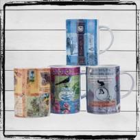 Queens Lemon Grass mug