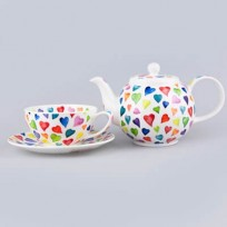 Teapots Cup & Saucers