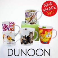 Dunoon Mugs fine bone china mugs